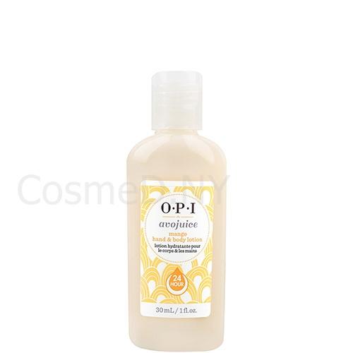 OPI(オーピーアイ)アボジュース マンゴ 28ml【ネイルケア、ローション】【コスメ&ドラッグNY】0824カード分割