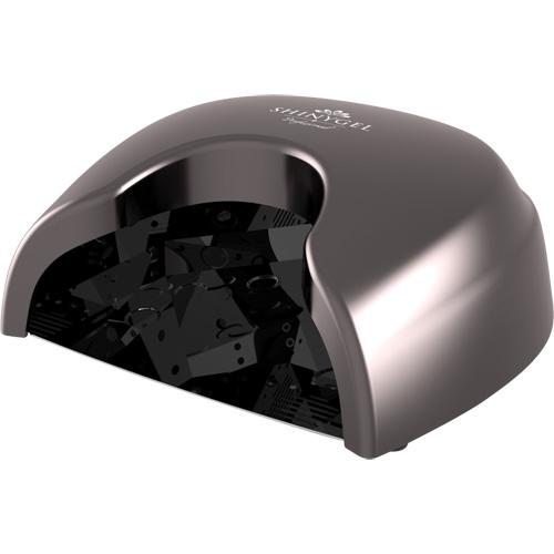 SHINY GEL(シャイニージェル)クレッシェンドLEDランプ コードレスタイプ【お取り寄せ】【LEDライト、ジェルネイル】【コスメ&ドラッグNY】0824カード分割