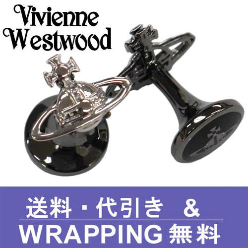 【Vivienne Westwood】ヴィヴィアン ウエストウッド カフス シルバーカラー/ガンメタ BCL1010 2【送料無料】