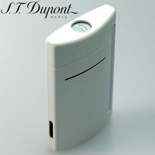 【S.T.DUPONT】デュポン 電子ガスターボライター ミニジェット ホワイト 10030【送料無料】
