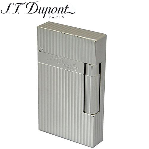 【S.T.DUPONT】デュポン ライター ライン2 シルバープレート 16817【送料無料】