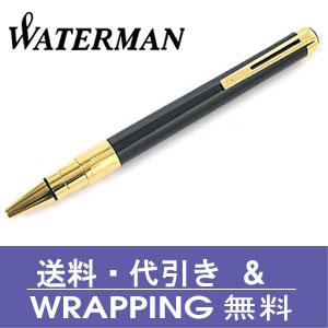 【WATERMAN】ウォーターマン ボールペン パースペクティブ ブラックGTBP ボールペン【送料無料】