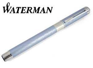 【WATERMAN】ウォーターマン 万年筆 パースペクティブ デコブルーCTFP 万年筆【送料無料】