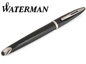 【WATERMAN】ウォーターマン 万年筆 カレン ブラック・シーSTFP 万年筆【送料無料】