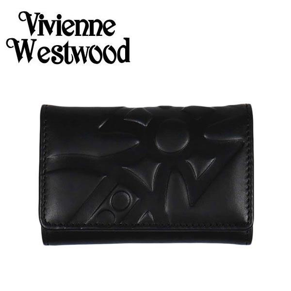 【Vivienne Westwood】ヴィヴィアン ウエストウッド 6連キーケース メンズ/レディース ブラック 51020003 GIANT ORB BLACK【送料無料】