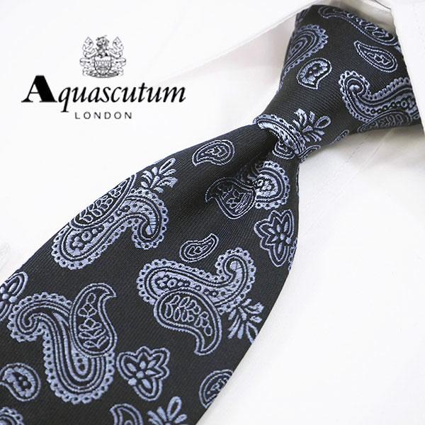 アクアスキュータム ネクタイスペシャルセール開催中 ネクタイ 8cm幅 ついに再販開始 激安通販ショッピング AQA31 Aquascutum ブランド ブルー ダークネイビー アクアスキュータムネクタイ 送料無料