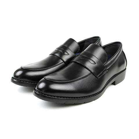 空気循環ソール  防水 ビジネスシューズ紳士靴 革靴 メンズAIRCAVE/エアケーブ486 487 488 489BLACK  ブラック紐 ビット ローファー Uチップ ストレートチップ空気循環ソール 清潔 爽快感 防水 透湿 軽量 カップインソール