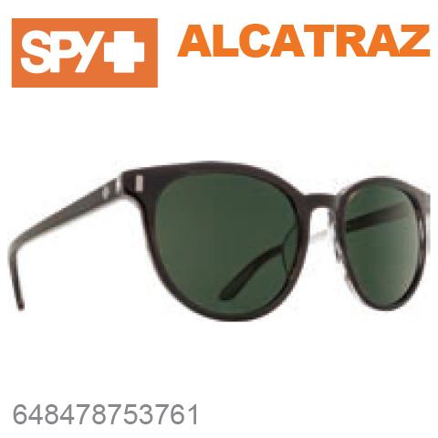 SPY スパイALCATRAZ アルカトラズ648478753761BLACK / HORNサングラス メンズ レディース ユニセックス スポーツ ファッション オシャレ