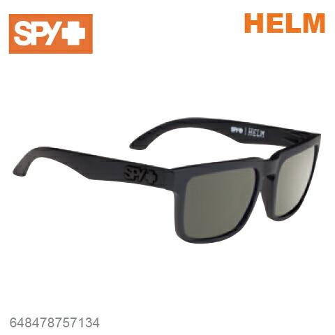 SPY スパイHELM ヘルム648478757134SOFT MATTE BLACKサングラス メンズ レディース ユニセックス スポーツ ファッション オシャレ