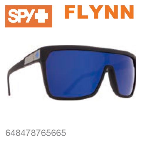SPY スパイFLYNN フリン648478765665SOFT MATTE BLACKサングラス メンズ レディース ユニセックス スポーツ ファッション オシャレ