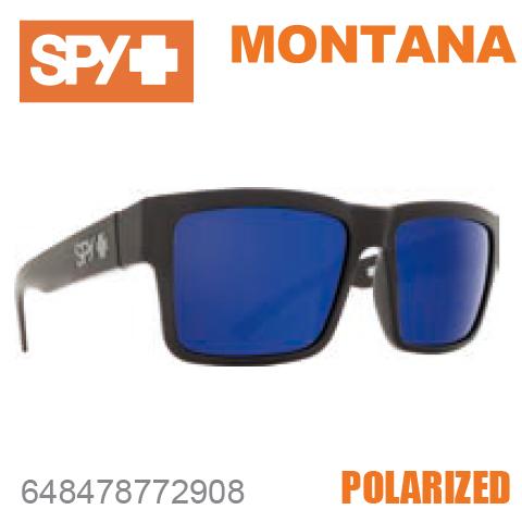 SPY スパイMONTANA モンタナ648478772908BLACKサングラス メンズ レディース ユニセックス スポーツ ファッション オシャレ 偏光レンズ