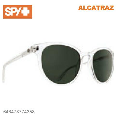 SPY スパイALCATRAZ アルカトラズ648478774353BARE CRYSTALサングラス メンズ レディース ユニセックス スポーツ ファッション オシャレ