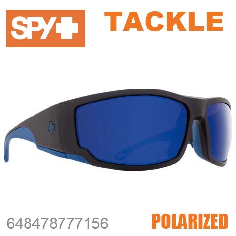 SPY スパイTACKLE タックル648478777156MATTE BLACK / NAVYサングラス メンズ レディース ユニセックス スポーツ ファッション オシャレ 偏光レンズ