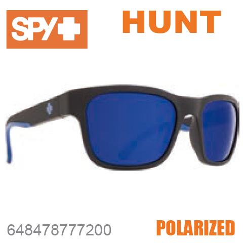 SPY スパイHUNT ハント648478777200MATTE BLACK / NAVYサングラス メンズ レディース ユニセックス スポーツ ファッション オシャレ 偏光レンズ