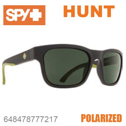 SPY スパイHUNT ハント648478777217MATTE BLACK / OLIVEサングラス メンズ レディース ユニセックス スポーツ ファッション オシャレ 偏光レンズ