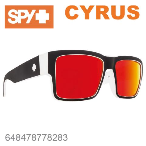 SPY スパイCYRUS サイラス648478778283WHITEWALLサングラス メンズ レディース ユニセックス スポーツ ファッション オシャレ
