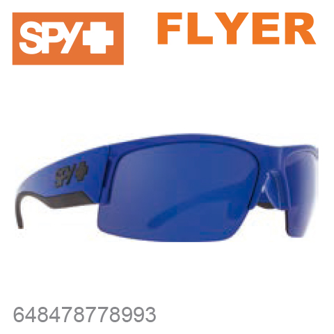 SPY スパイFLYER フライヤー648478778993ROYAL BLUEサングラス メンズ レディース ユニセックス スポーツ ファッション オシャレ