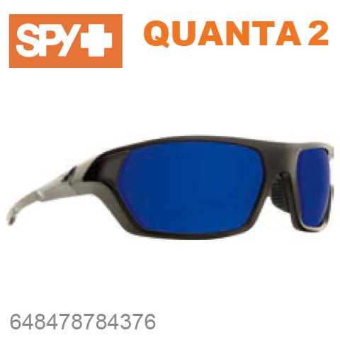 SPY スパイQUANTA2 クオンタ2648478784376MATTE GRAPHITE ANSI RXサングラス メンズ レディース ユニセックス スポーツ ファッション オシャレ