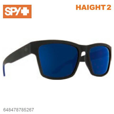 SPY スパイHAIGHT2 ヘイト2648478785267SOFT MATTE BLACK / BLUE FADEサングラス メンズ レディース ユニセックス スポーツ ファッション オシャレ