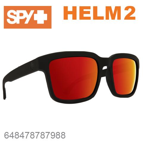 SPY スパイHELM2 ヘルム2648478787988MATTE BLACKサングラス メンズ レディース ユニセックス スポーツ ファッション オシャレ