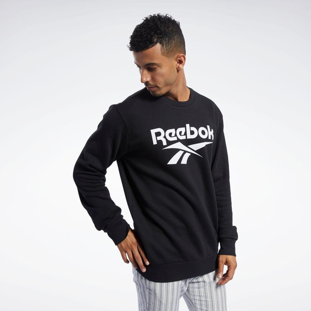 セール価格 Reebok リーボック クラシックス ベクター クルー スウェットシャツ / Classics Vector Crew Sweatshirt 【公式】リーボック Reebok 返品可 クラシックス ベクター クルー スウェットシャツ / Classics Vector Crew Sweatshirt メンズ FK2659 クラシック ウェア・服