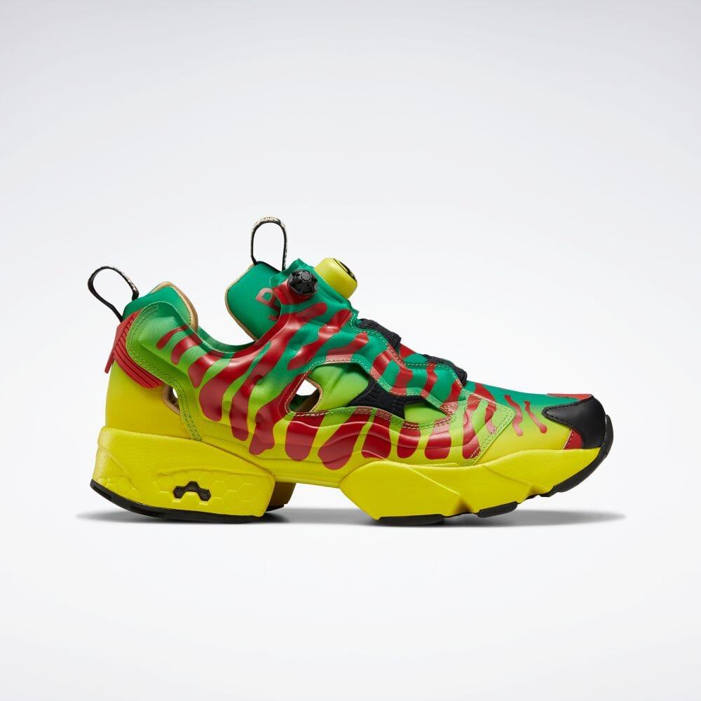 【送料無料】Reebok リーボック ジュラシック・パーク インスタポンプ フューリー / Jurassic Park Instapump Fury OG Shoes 【公式】リーボック Reebok 返品可 ジュラシック・パーク インスタポンプ フューリー / Jurassic Park Instapump Fury OG Shoes レディース メンズ GW0212 クラシック シューズ・靴