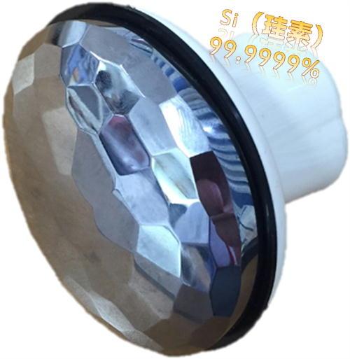かっさ テラミラーマッサージプレート(高純度シリコン Si99.9999%)テラヘルツ