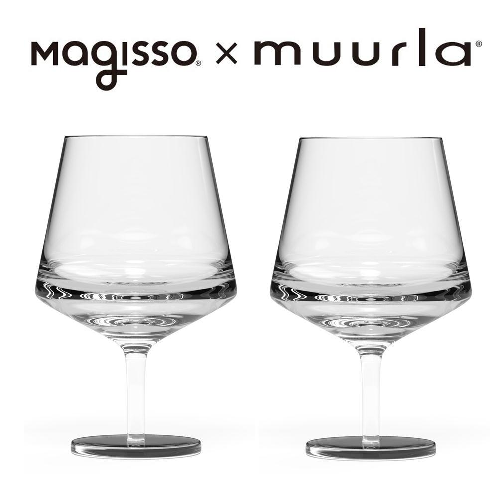 magisso マギッソ スタッカブルワイングラス ピノワイングラス2客 ペア 70704 ピノ グラスウェアシリーズ