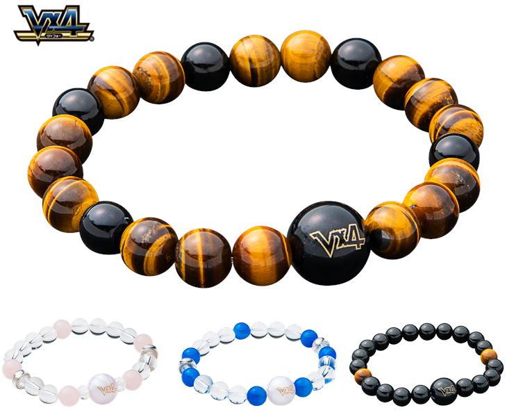 磁気ブレスレット ループリング(管理医療機器)Vx4 ヴィフォー ヴイフォー 天然石 パワーストーン マルタカパルス おしゃれ