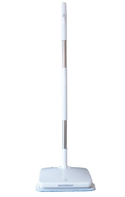 livease リヴィーズ コードレス電動モップ 水スプレー機能付き EM-011W フローリング 掃除 スティック ハンディ クリーナー