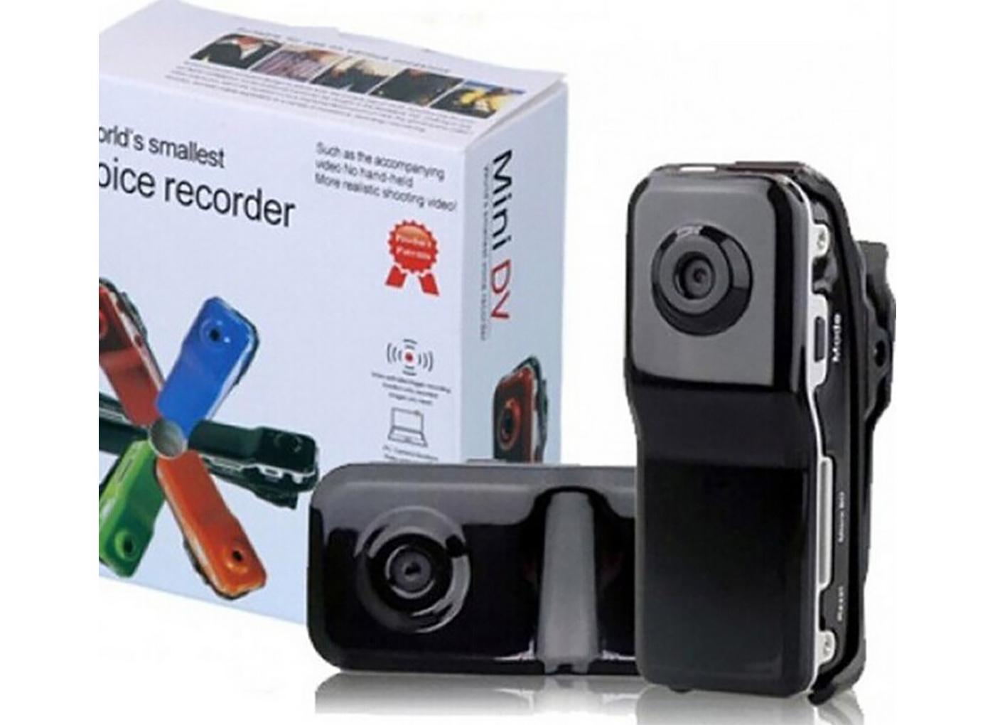 3WAY 超小型ビデオカメラ 2個セット 防犯 録画 録音 記録 携帯 ボイスレコーダー モバイル カメラ