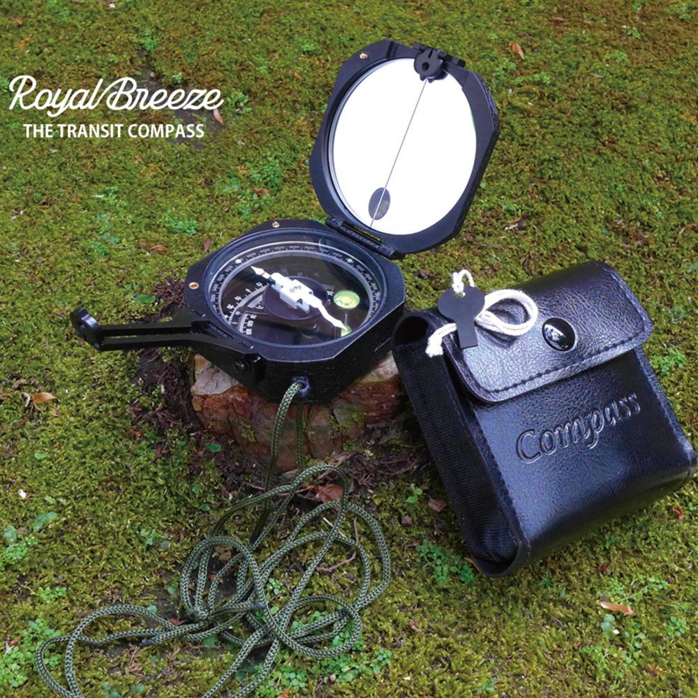 ロイヤルブリーズ TRANSIT CONPASS トランジット コンパス 方位磁石 羅針盤 サバイバル アーミー サバゲー