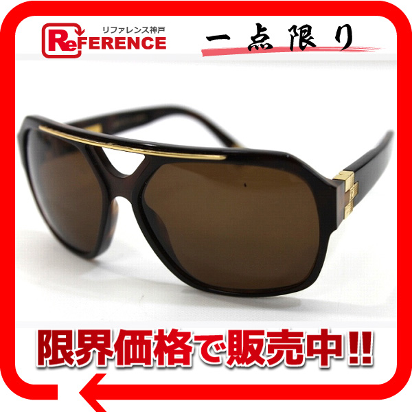 """Louis Vuitton recognised sunglasses Brown of Z0272E """"enabled."""""""
