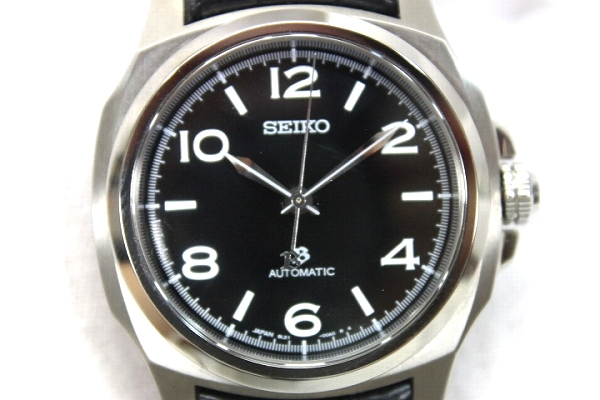 SEIKO Seiko BRIGHTZ brightz titanium men's watch automatic winding silver 8L21-00A0 unused used KK's