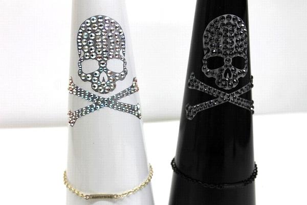 mastermind JAPAN×Fillico mastermind of Japan Philco collabo bottle skull jewelry water 2 book set black / white unopened owned KK