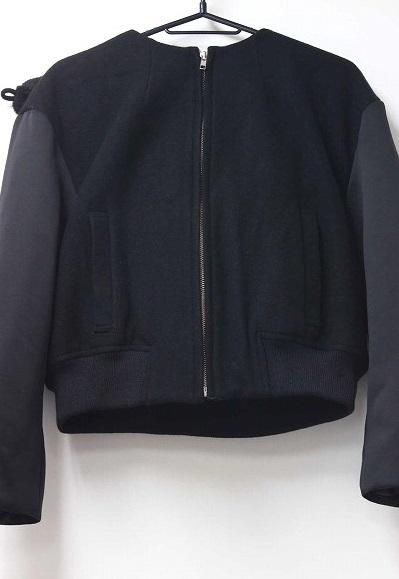 G.V.G.V. ジーヴィージーヴィー レディース フード付きジャケット 34 ブラック 【中古】 KK