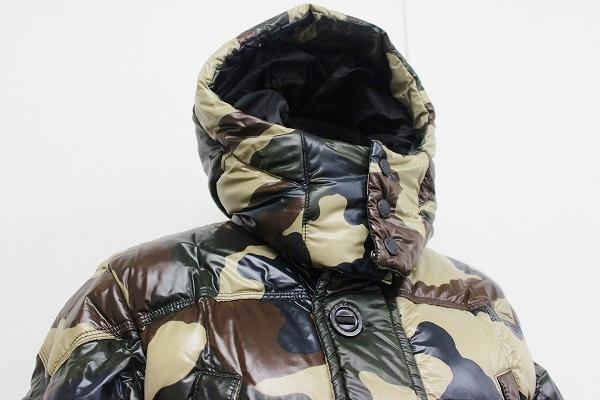 吧吧白葡萄酒 (玳) 土星 (825) 下的迷彩伪装男装夹克 0 KK