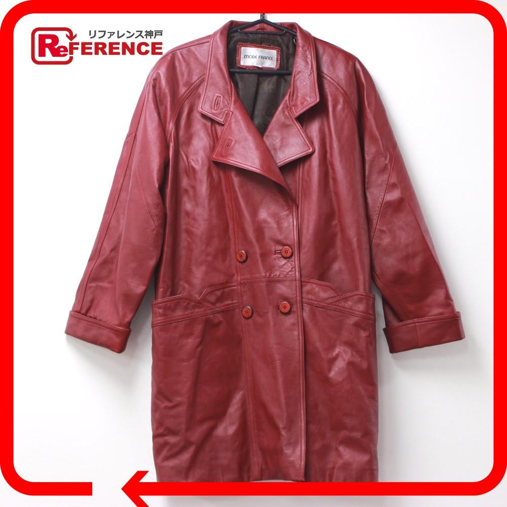 Brandshop Reference Authentic Mode France Apparel Leather Jacket