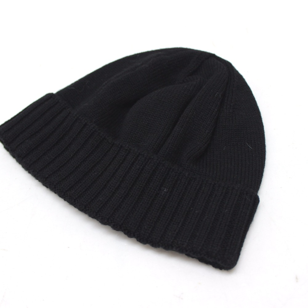BRANDSHOP REFERENCE  AUTHENTIC SAINT LAURENT PARIS Knit Cap hat ... 7a4df97f1f6