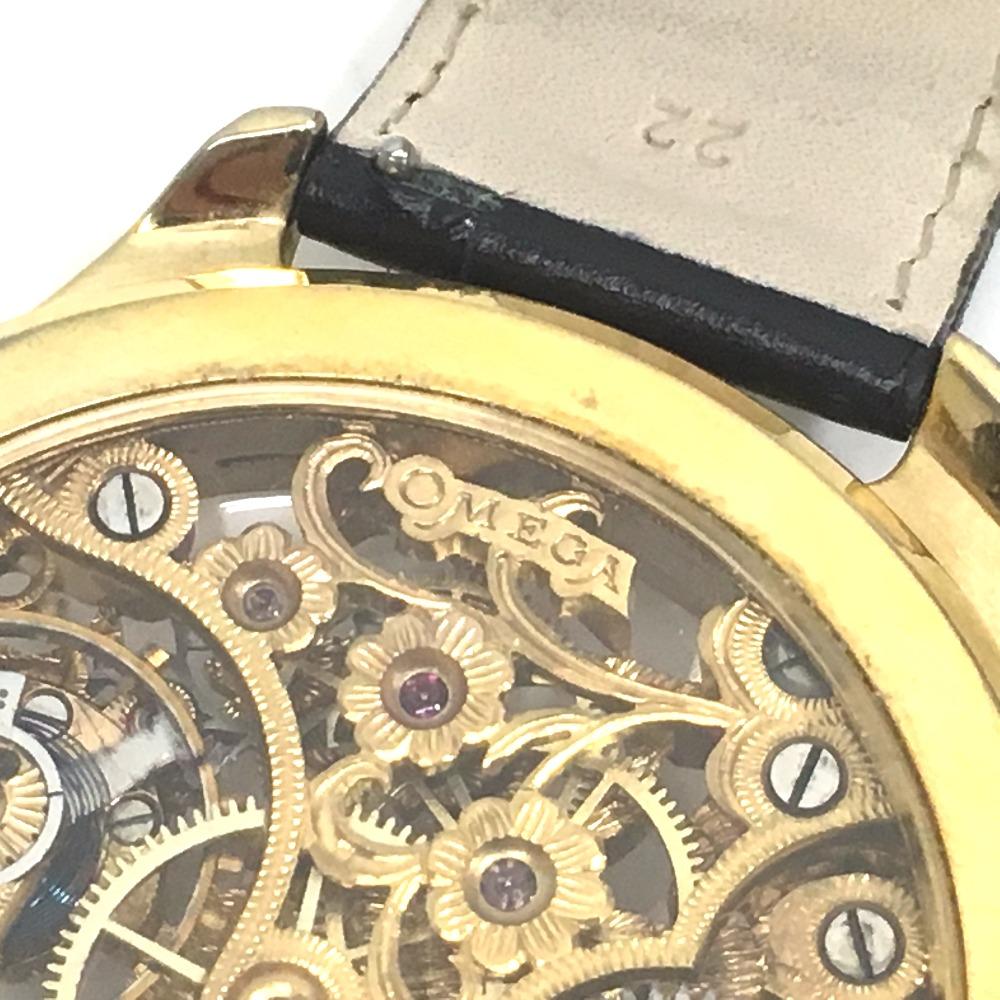 OMEGA奥米伽Antique Watch古董手表Engraving雕刻Reborn Watch怀中手表手表GP黄金人