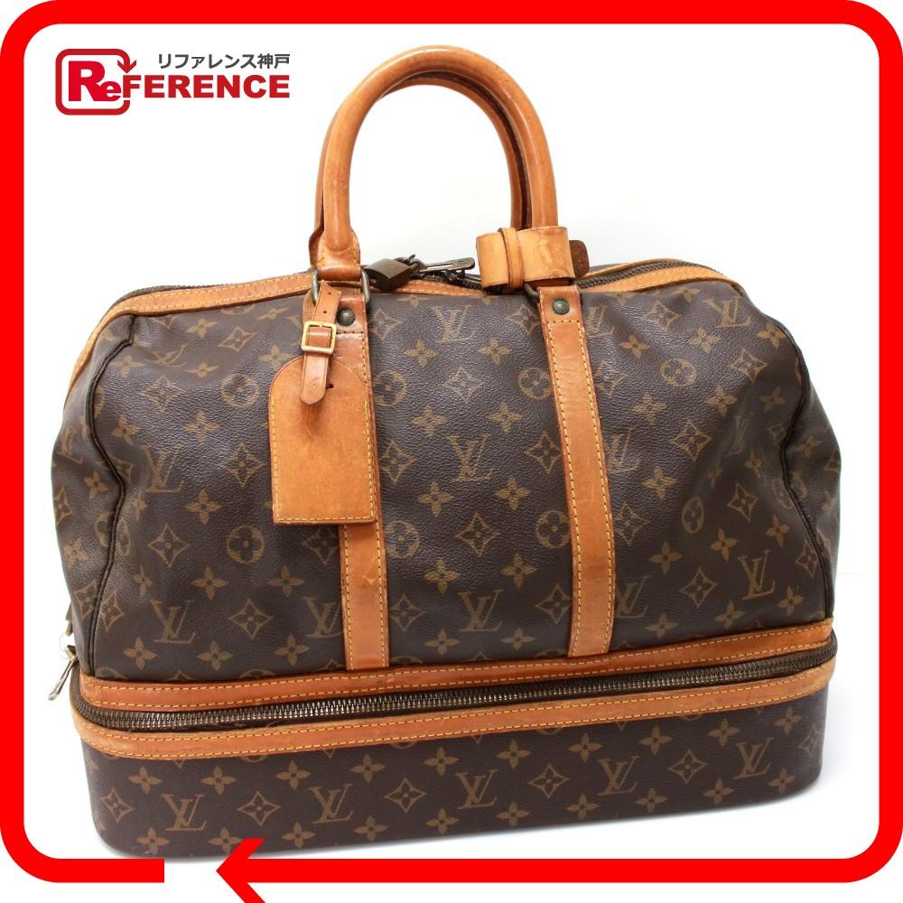 AUTHENTIC LOUIS VUITTON Monogram Golf bag Men s Women s Duffle Bag  MonogramCanvas e05beb4991