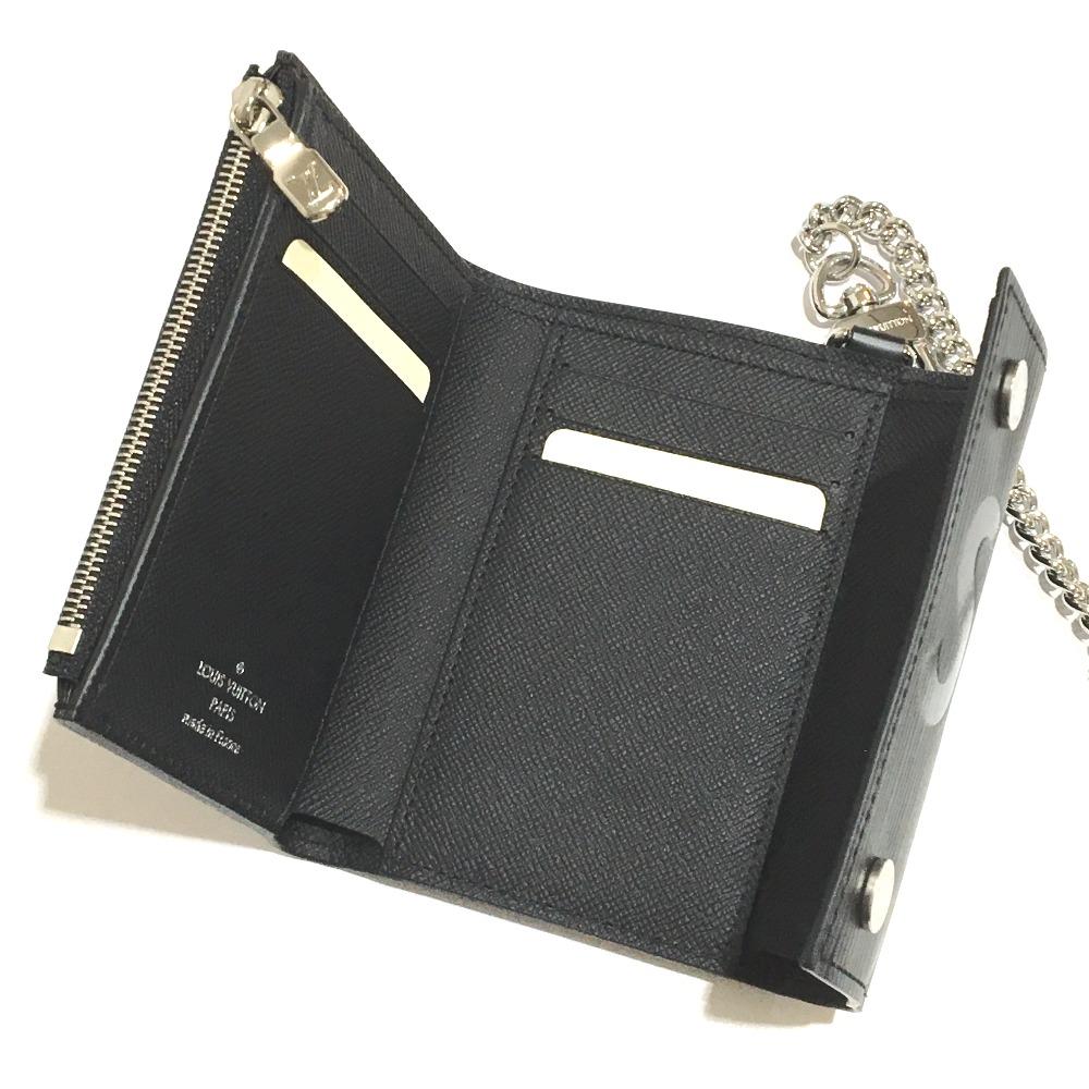 5595f4f442be ... AUTHENTIC LOUIS VUITTON Epi Supreme Collaboration Chain Wallet Wallet  Louis vuitton x SUPREME CH.