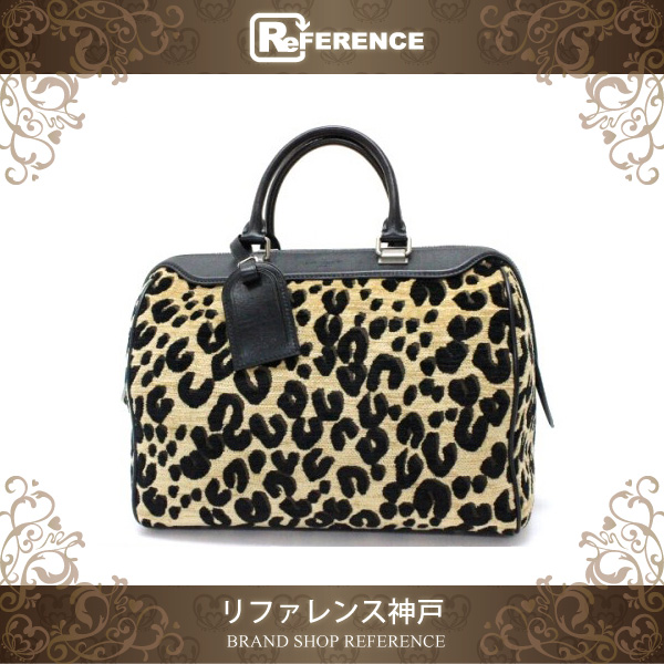 dd34c9ad23ca BRANDSHOP REFERENCE  LOUIS VUITTON Steven Sprouse Leopard Speedy PM ...