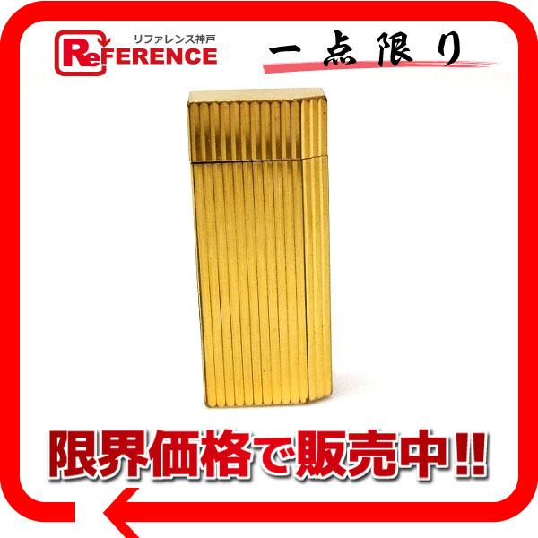CARTIER カルティエ 5角 ガスライター メンズ レディース ライター 真鍮 ユニセックス【中古】