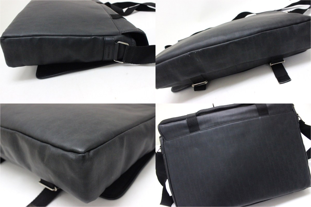 BRANDSHOP REFERENCE  AUTHENTIC DIOR HOMME Crossbody Messenger Bag ... 11bc6fa59777b