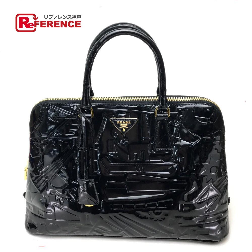 805ea8150332 PRADA Prada BL0812 shawl shoulder bag-limited model design type push tote  bag handbag patent ...