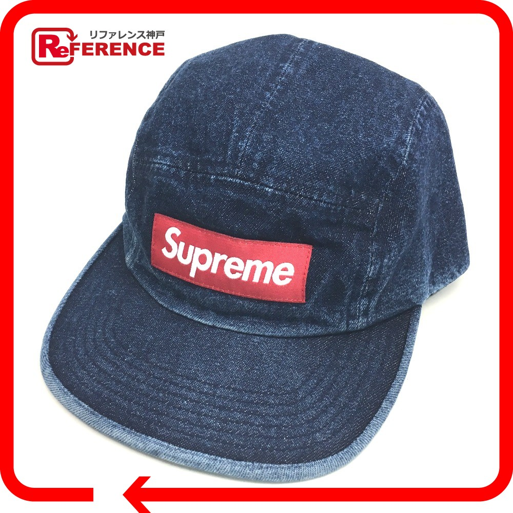 BRANDSHOP REFERENCE  AUTHENTIC Supreme Denim Fashion accessories cap ... 99fb3193278
