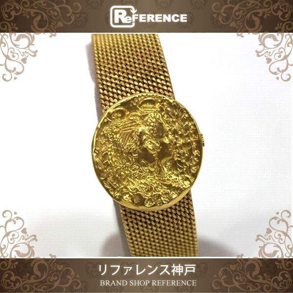 PIAGET ピアジェ 335882 レディース腕時計 ピアジェ×サルヴァドール ダリ 腕時計 K18無垢 ゴールド レディース【中古】