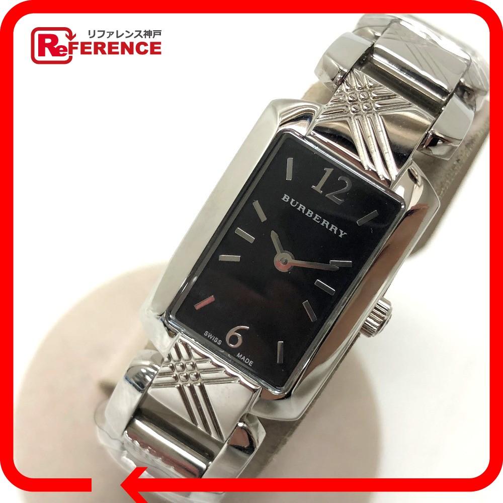 BURBERRY バーバリー BU4210 腕時計//SS シルバー レディース 新品同様【中古】