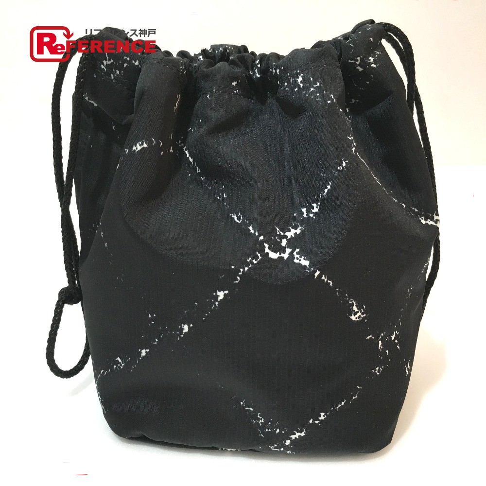 7b7292f8a111 BRANDSHOP REFERENCE: AUTHENTIC CHANEL Drawstring pouch Old Travel ...